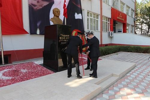 29 Ekim Cumhuriyet Bayramı'nın 97. Yılı Kutlandı.
